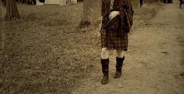 The Outlander Project: Suaip Culaidh (2/6)