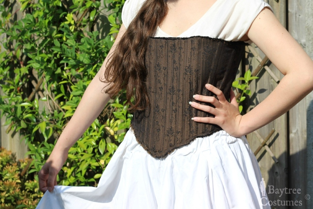 Semi-corset by Baytree Costumes10