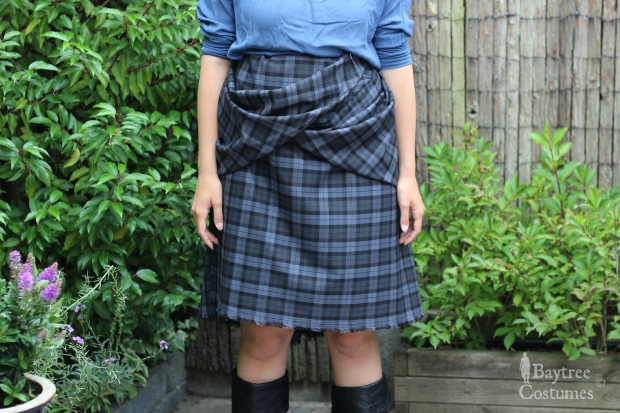 Outlander Great Kilt