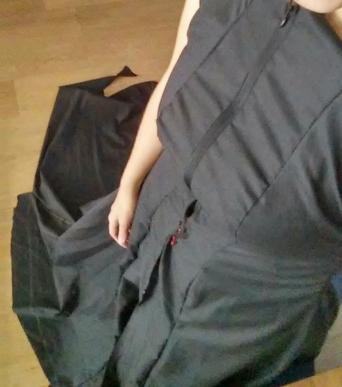 sewn zipss